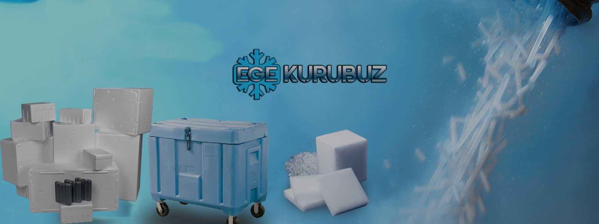 Kuru Buz Üretici Firmaları