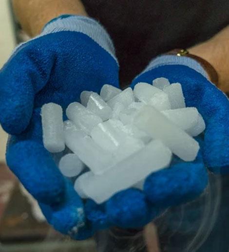 Kuru Buz Nerelerde Kullanılır?