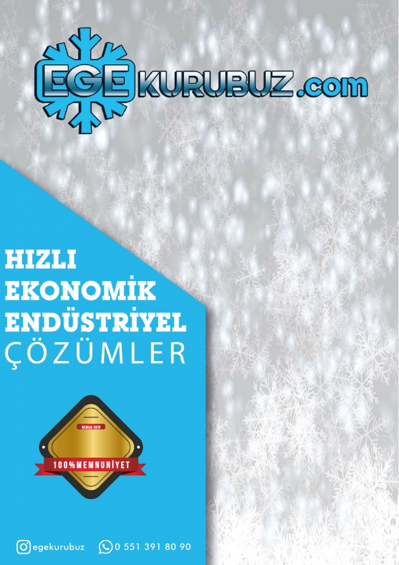 Kuru Buz Üretimi