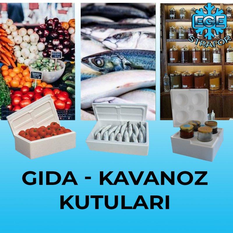 Strafor Kutu Ateş Kuru Buz - CBT - Kayseri - İzmir - İstanbul
